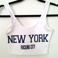 New York Fucking City Summer Crop!!