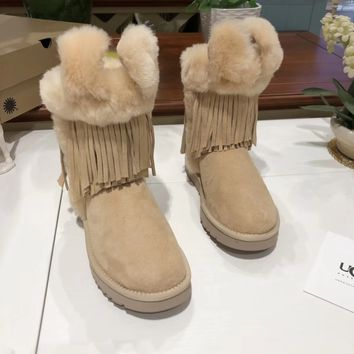 UGG Cute Tassel Boot