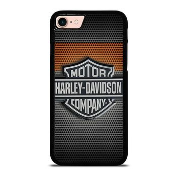 HARLEY DAVIDSON COMPANY iPhone 8 Case Cover