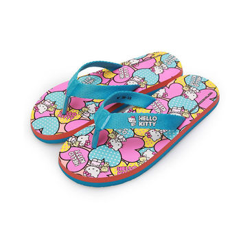 Cool Flat Anime Beach Shoes Anti-skid Slippers [4918325508]