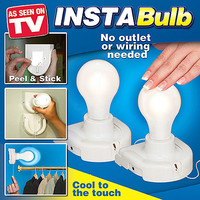 Walmart: As Seen on TV Insta Bulb