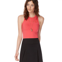 Aeropostale  Womens Pleated Uniform Skirt - Black, X-Small