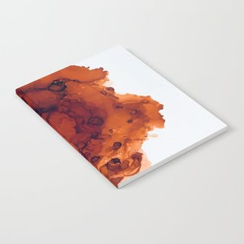 Svadhishthana (Sacral Chakra) Notebook by duckyb