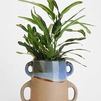 Magical Thinking Future Folk Planter- Blue One