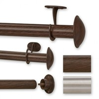 Ceiling Curtain Rod | Adjustable Curtain Ceiling Rods