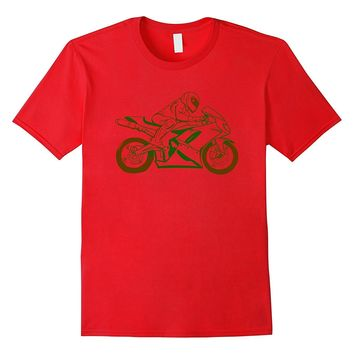 Motorcycle moto bike racing sport T shirt Tshirt tees