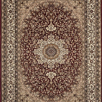 Manor House / Elite Traditional Royalty Area Rug Red Ardebill