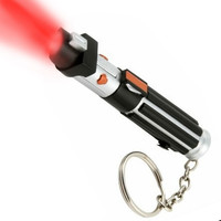 Stupid.com: Star Wars Mini Lightsaber Keychain, Darth Vader