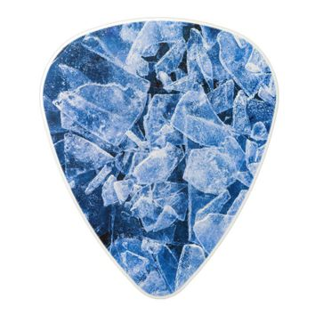 Ice Polycarbonate Guitar Pick