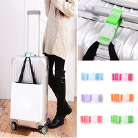 Travel Luggage Holder Bags Hook Baggage Fixing Clip Portable Bag Hanging Belt Luggage Buckle