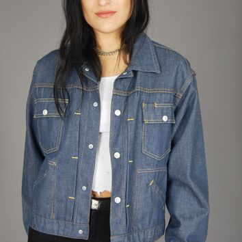 Confessin' The Blues Denim Workwear Jacket