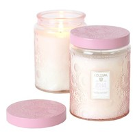 Voluspa 'Japonica - Bella Sucre' Large Embossed Jar Candle, Size 16 oz