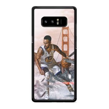 Stephen Curry 5 Samsung Galaxy Note 8 Case