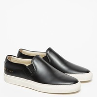 Woman by Common Projects / Slip-On in Leather