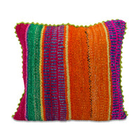Peruvian Pillow VI
