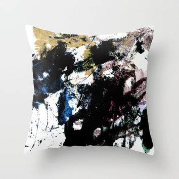 abstract 16 I Throw Pillow by Patternization