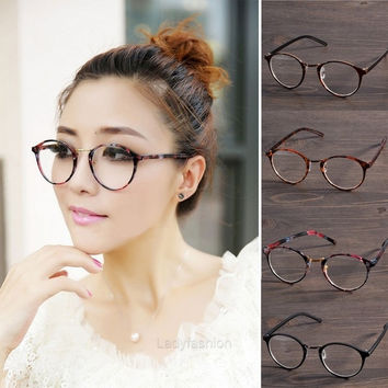 Hot Stylish Personality Practical Vintage Round Lens Optical Sunglasses  l_f = 1946940100