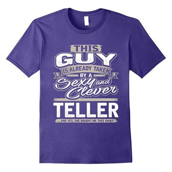 Teller Shirt Gift For Boyfriend Husband Fiance Lover 1