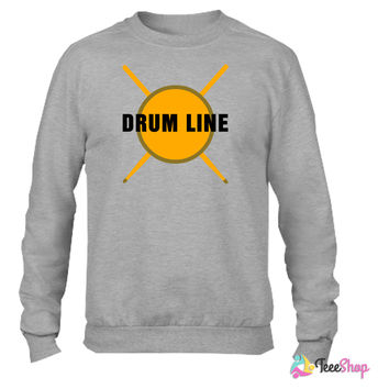 Drum Line_ Crewneck sweatshirtt