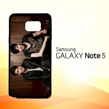 Dan and Phil Z1036  Samsung Galaxy Note 5 Case