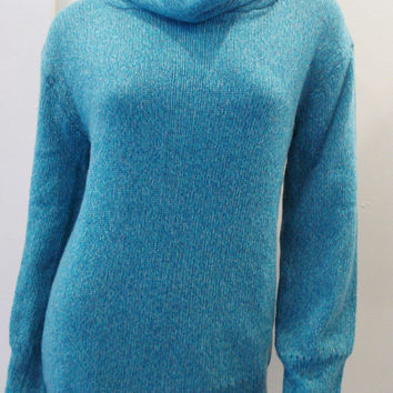 souchi tracey funnel neck sweater