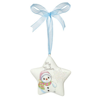 "Precious Moments ""My Teacher"" Ornament"