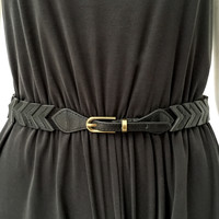 Finding My Way Belt in Black