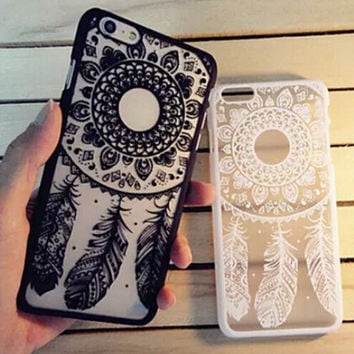 Lace Dream Catcher iPhone 7 se 5s 6 6s Plus Case Cover + Free Gift Box