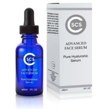 100% Pure Hyaluronic Acid Serum 2oz