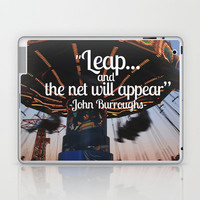 LEAP  Laptop & iPad Skin by Tara Yarte  | Society6