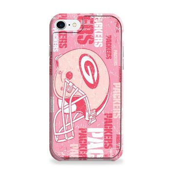 Green Bay Packers (pink tall) iPhone 6 Plus | iPhone 6S Plus Case