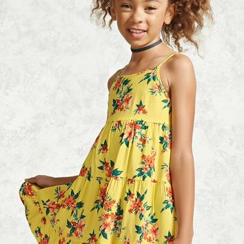 Girls Floral Cami Dress (Kids)