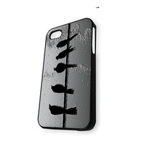 black bird iPhone 4/4S Case