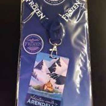 Disney's Frozen Lanyard & Pin Set (Denver)