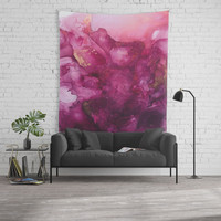 Still Loving You Wall Tapestry by duckyb
