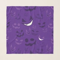 Spooky Faces Scarf