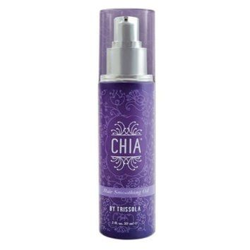 Trissola CHIA Smoothing Oil 2 Oz (59 ml)