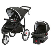 Graco® FastAction Jogger Click Connect XT Travel System
