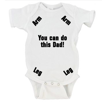 You Can Do This Dad! Gerber Onesuit ®