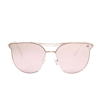 MELT Cutout Cateye Sunglasses