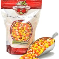 Halloween Mellowcreme Candy Corn, 1lb