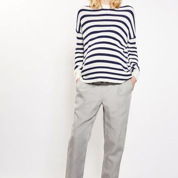 MATERNITY Breton Dring Jumper - Maternity - Clothing