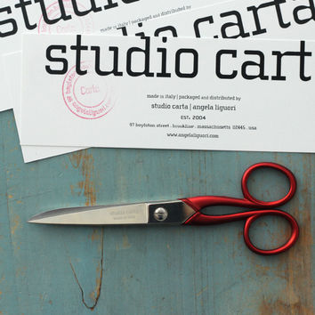 Scarlet Red Scissors (Medium)