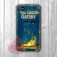 The Great Gatsby Book - Fzi for iPhone 4/4S/5/5S/5C/6/ 6+,samsung S3/S4/S5,samsung note 3/4