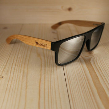 BOOSTED GT / BAMBOO / POLARIZED STEEL