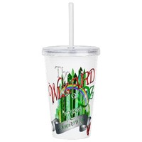 Emerald City Wizard Of Oz 75Th Double-Wall Tumbler> Tumblers> MORE PRODUCTS-CLICK HERE-GetYerGoat.com