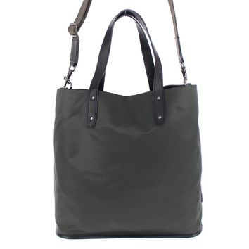 Dolce & Gabbana Green nylon tote bag