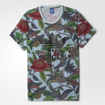 adidas Battle of the Birds Tee - Multicolor | adidas US