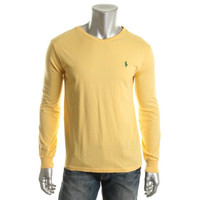 Polo Ralph Lauren Mens Cotton Logo Casual Shirt