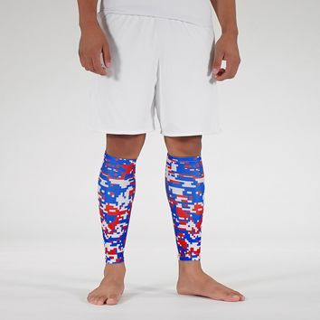Digital Camo American Calf Sleeves